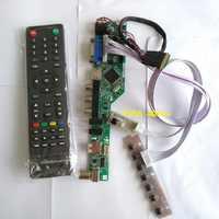 kit for LP156WH4(TL)(Q2) Screen panel Controller board driver remote VGA 15.6