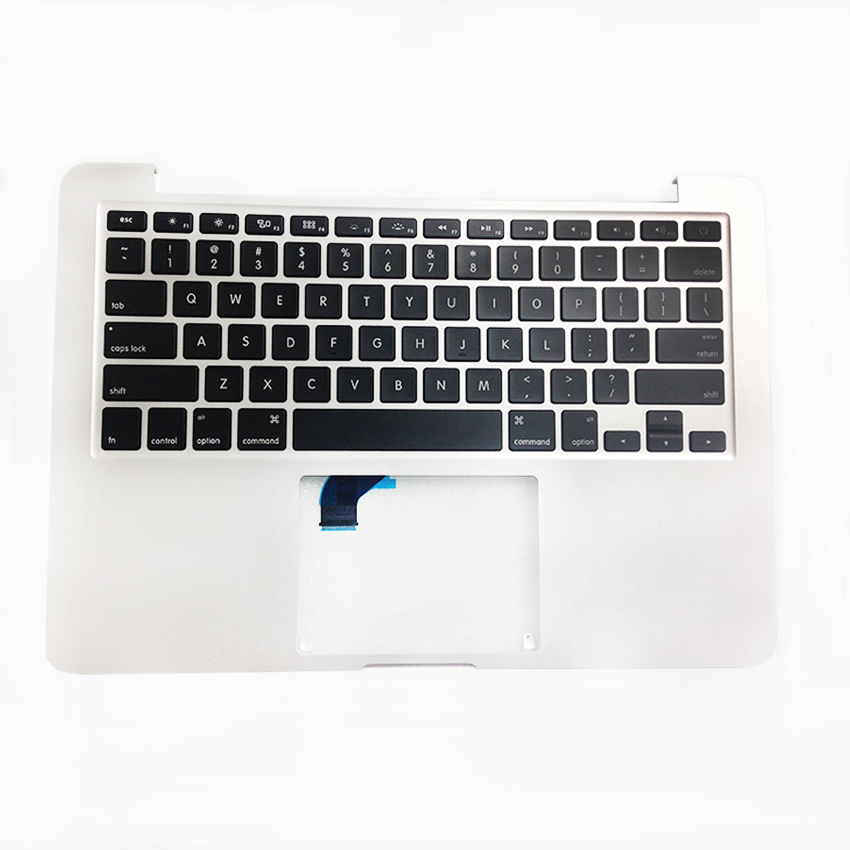 New US Top Case With Keyboard For Macbook Pro Retina 13