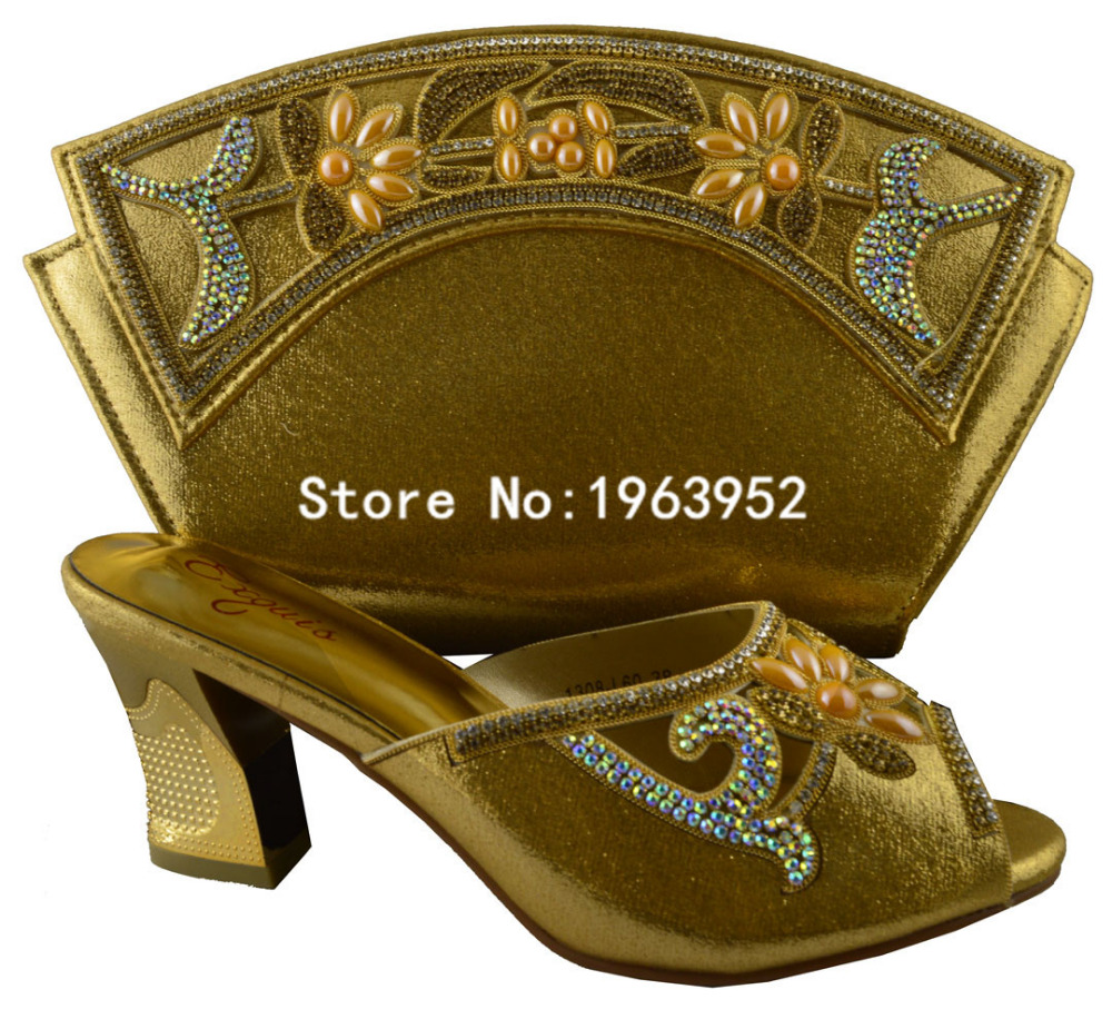 ФОТО 1308-L60 Shoes matching bag set,Free Shipping Popular Italy PU Leather Italy Matching Shoe And Bag Set in high quality.