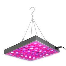 25 Вт светодиодная световая панель для проращивания, красный АБС-пластик, синий, белый, ИК-УФ светодиодная лампа для выращивания, полный спектр для выращивания в помещении, Гидропоника