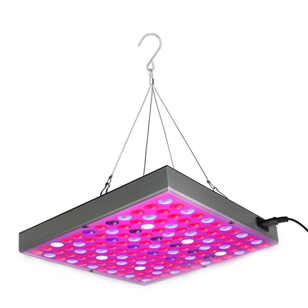 25 W Led Grow Light Panel Red ABS Plastic Blue White Ir Uv Led Grow Light Full Spectrum For Indoor Planting Hydroponics