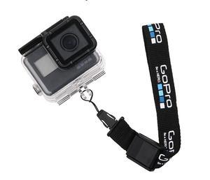 Image 3 - Lanière de poignet sangle de main remise ceinture corde sûre caméra anti perte lanière pour GoPro Hero 6 5 4 3 + SJCAM SJ4000 SJ5000 SJ6 SJ7 YI