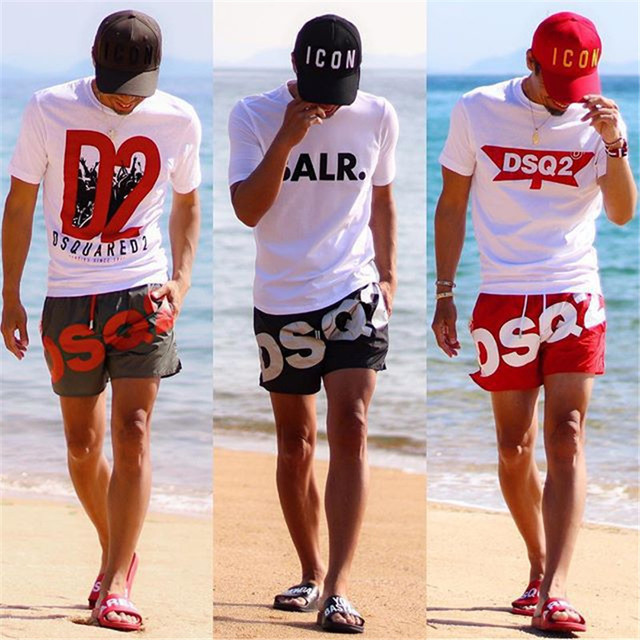 New fashion mens Summer shorts Gyms Shorts Fitness Bodybuilding Casual Cool Pants Male Jogger Workout Beach Short 10