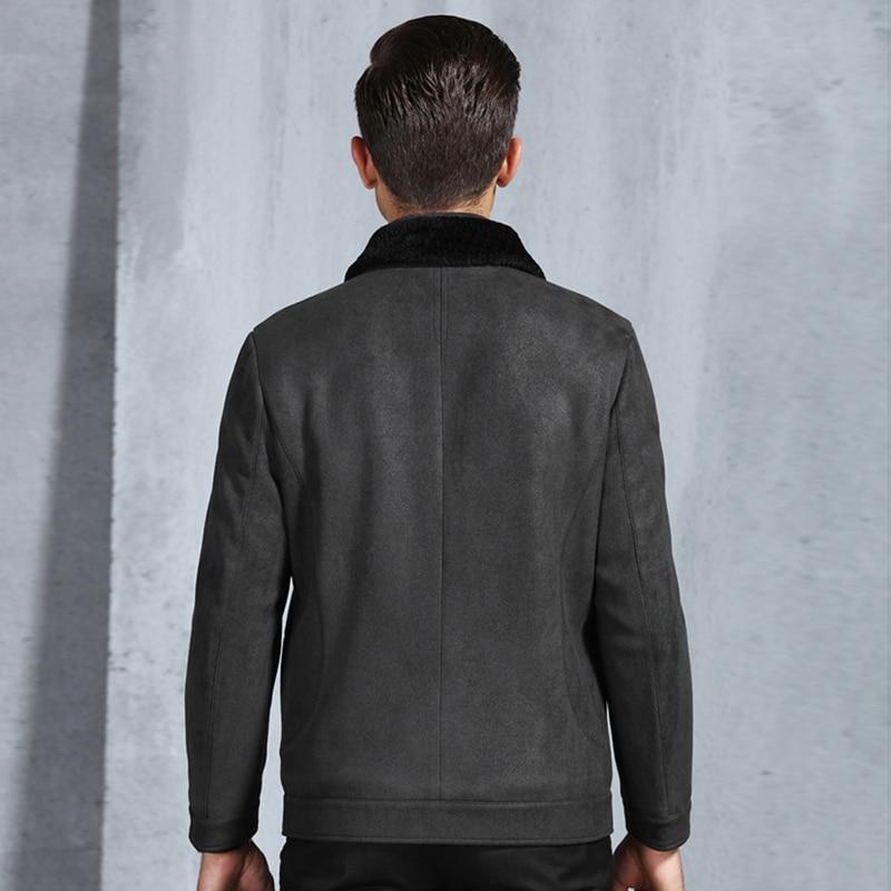 Vestes Hommes as 2018 Laine Peau Veste De Fourrure D'agneau Y8810 En Manteaux Designer Hiver Faux Marque Mouton Haute Picture Vintage Noir Streetwear Qualité Nnm8vw0
