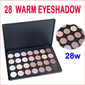 Hot sale 28 color waterproof beauty naked Eyeshadow cream makeup set shimmer Eye Shadow Palette warm maquiagem Cosmetics