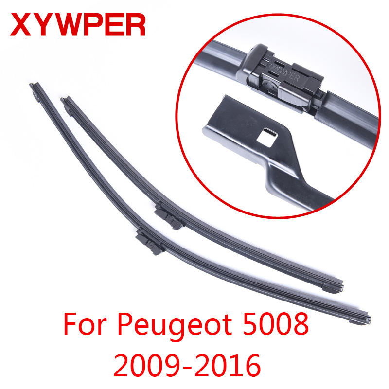 XYWPER Wiper Blades for <font><b>Peugeot</b></font> <font><b>5008</b></font> 2009 <font><b>2010</b></font> 2011 2012 2013 2014 2015 2016 32