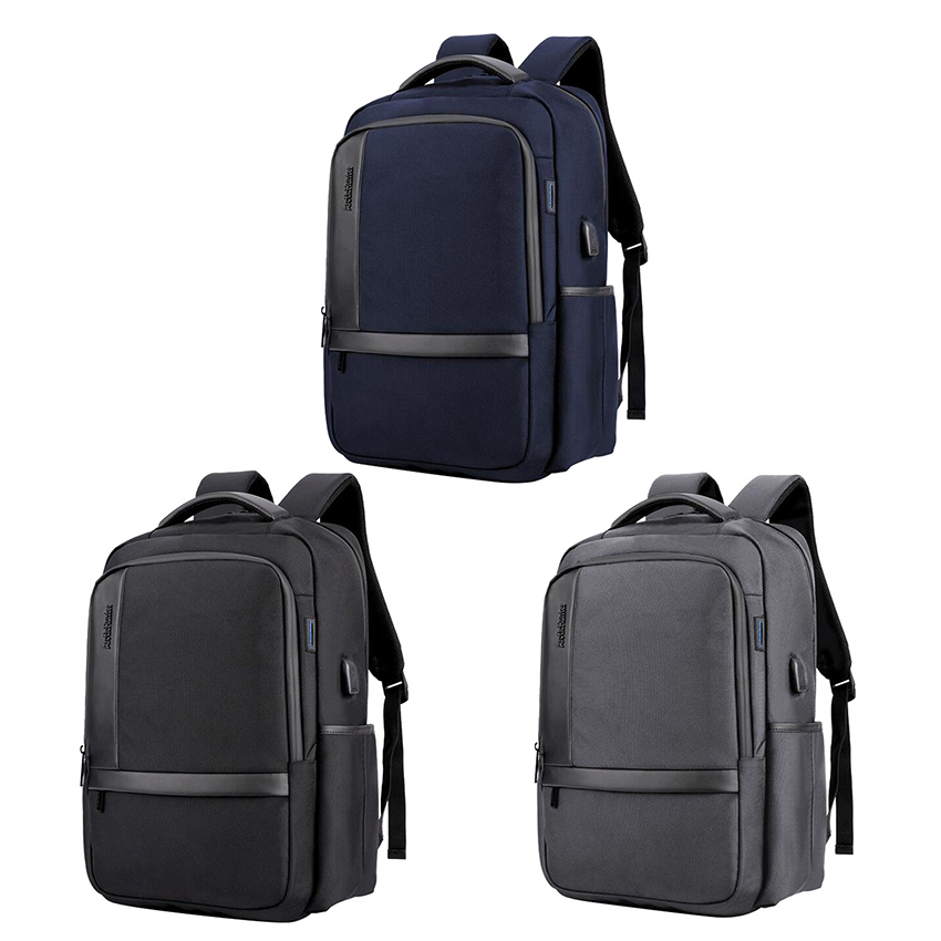 Mochila multifunción de carga USB bolsa de ordenador portátil 18 pulgadas de gran capacidad bolsas de viaje impermeables para Macbook Air 13 Pro 15-in Bolsas y fundas de ordenador portátil from Ordenadores y oficina on AliExpress - 11.11_Double 11_Singles' Day 1