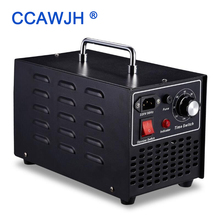 2019! Long Life 110V/220V 10GRH Ozone Generator Sterilizer With Timer & Strong Fan Effective For Indoor Air Disinfection