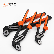 New Water Pump Pliers Pipe Wrench Plumbing combination pliers universal wrench Grip pipe Plumber Hand Tools