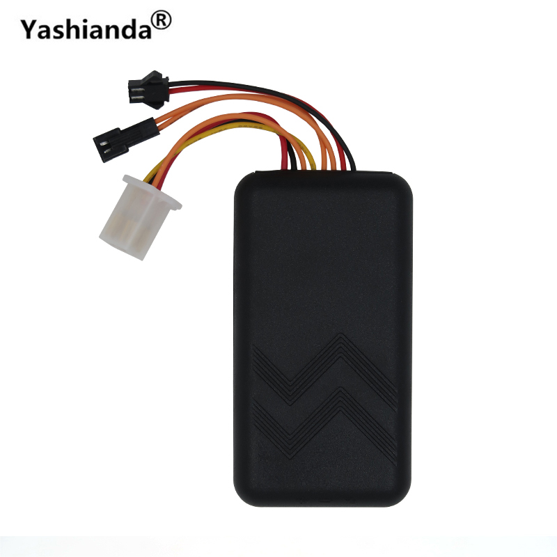 Yashianda GSM GPS Tracker Vehicle Tracking Alarm Device Tracking Software GT06 Google Link GPS Data High Speed Long Standby