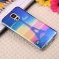 """Мягкий Силиконовый Чехол Для Samsung Galaxy S5 С. В. I9600 S 5 G900F G900H 5.1 """"blu-ray Отпечатано Мягкие TPU Телефон Защитная Пластиковая Крышка"""
