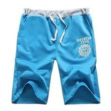 Summer Cotton Shorts Mens Fashion Brand Boardshorts Breathable Male Casual Beach Shorts Comfortable Jogger Men Gym Clothing