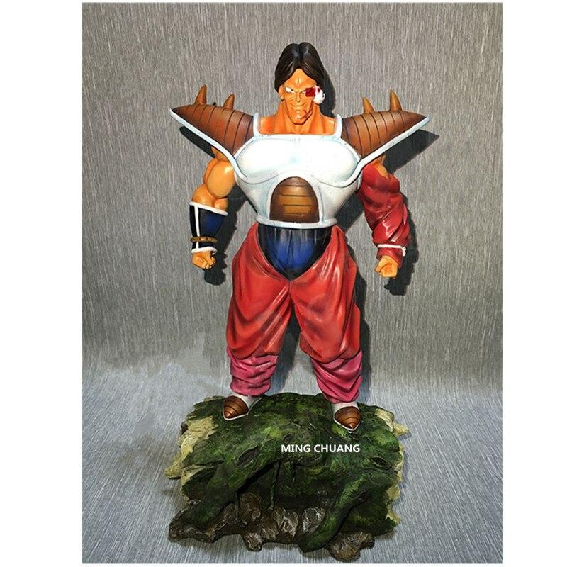 """12 """"estatua de Dragon Ball Z Movie 3 Bust AMONDO completo retrato Turles GK figura de acción modelo coleccionable caja de juguete de 31CM Z1401-in Figuras de juguete y acción from Juguetes y pasatiempos    2"""