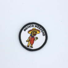 Aegismic personalized custom embroidery chapter clothes patch customization