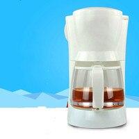 Электрический чайник черный чай Творческий пивоваренной машина черный автоматический фильтр питьевой безопасность автоматическое отключ