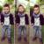 Meninos Conjuntos de roupas de Primavera crianças meninos T-shirt + Calça Jeans + jaqueta de 3 peças conjuntos de roupas Roupas 2017 Novas crianças Traje L215