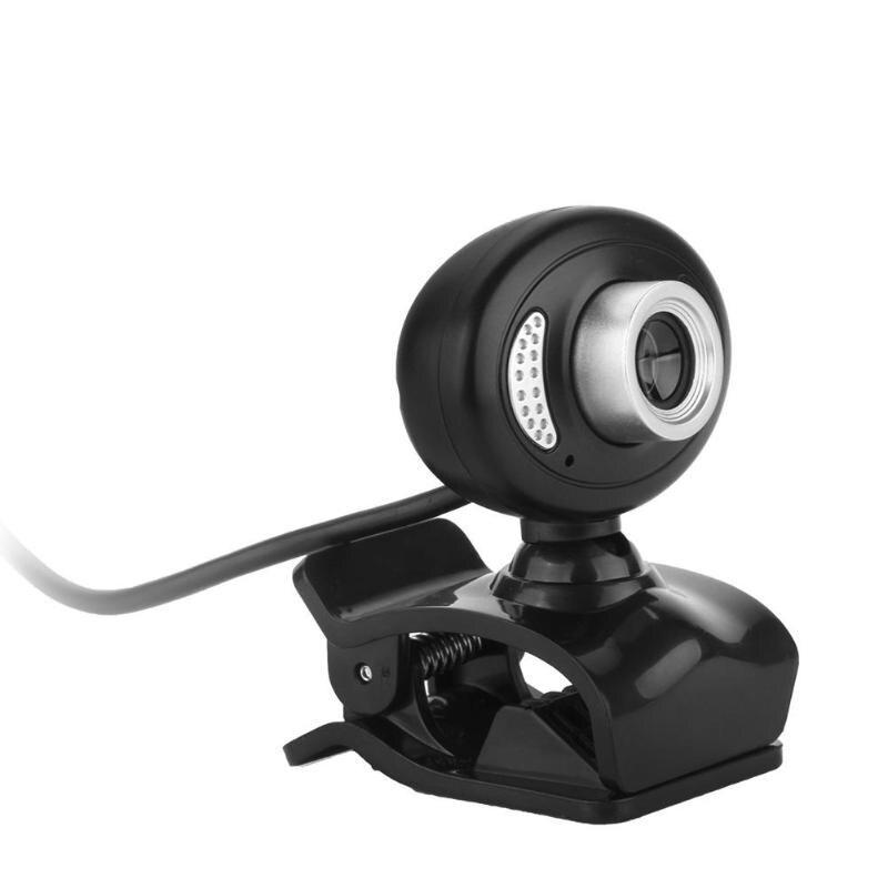 USB Webcam 12 Megapixel HD Camera Web Cam  with Microphone MIC Clip-on For Skype Computer Laptop Desktop Notebook