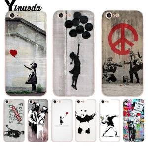 Чехол для телефона Yinuoda Street Art Banksy alber Banksy Palestine для iPhone 8 7 6 6S Plus X 5 5S SE 5C XS XR11 11pro 11promax