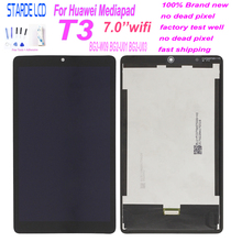 For Huawei Mediapad T3 7.0 BG2-W09 BG2-U01 BG2-U03 Lcd display Touch Screen Digitizer Assembly 3G WIFI +Free Tools