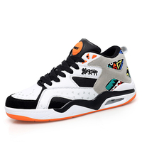 New Mens Basketball Shoes for Men Air Cushion Sport Sneakers Comfortable Off White Shoes Athletic Trainers Shoes Jordan Sneakers