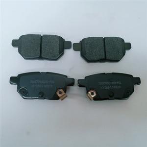 Image 3 - אוטומטי החלפת חלקי בלם מערכת רפידות נעלי אחורי בלם רפידות 3500700U2230 F01 JAC S2 S3 T5