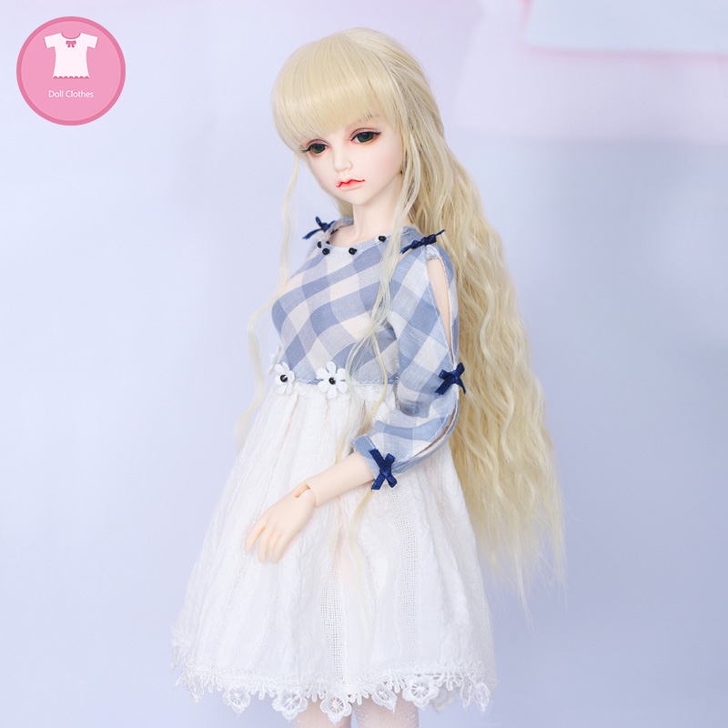 BJD Doll Clothes 1/4 Sexy Dress Beautiful Doll Clothes Summary Link For IPlehouse Jid Girl Body Doll Accessories IPlehouse Luodo