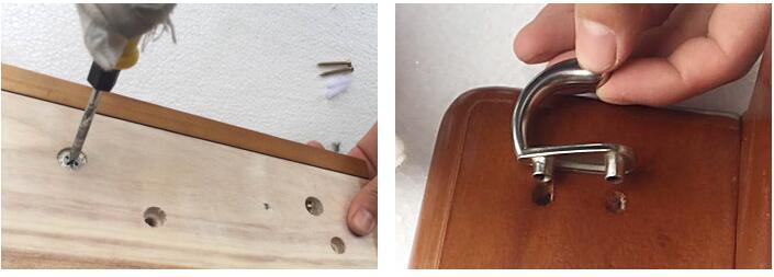 Moderne Muur Kleding Haak Multifunctionele Badkamer Haak Deur Jas Rack Kledingkast Hanger - 4