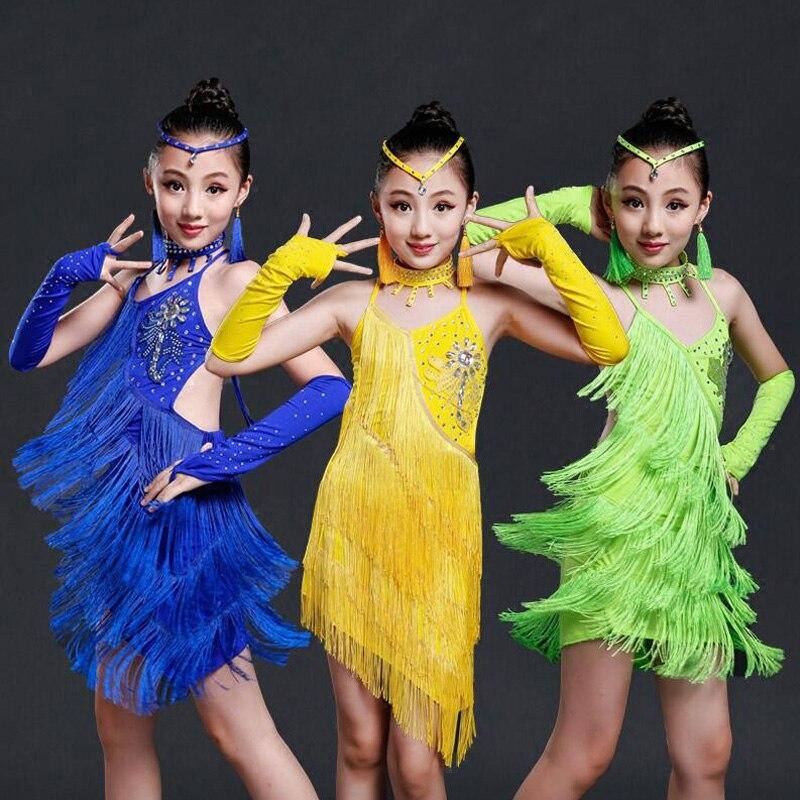 769b6713138c6 Buy green latin salsa dresses and get free shipping on AliExpress.com