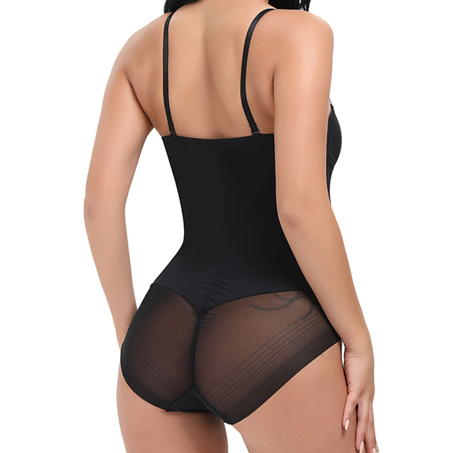 Yumdo Underwire Compressive Women Bra Shapewear Seamless Thermal Abdomen Focused Body Shaper Butt Lifting Waist Cincher Bodysuit