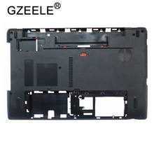 GZEELE NEW laptop Bottom case cover For Acer Aspire 5750 5750g 5750z 5750ZG 5750S lower case Base Cover AP0HI0004000 black cover(China)