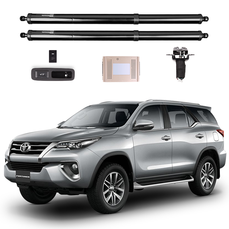 New For TOYOTA Fortuner Electric Tail Gate Refitted (foot)Leg Sensor Tailgate Car Modification Automatic Door Dedicated Button