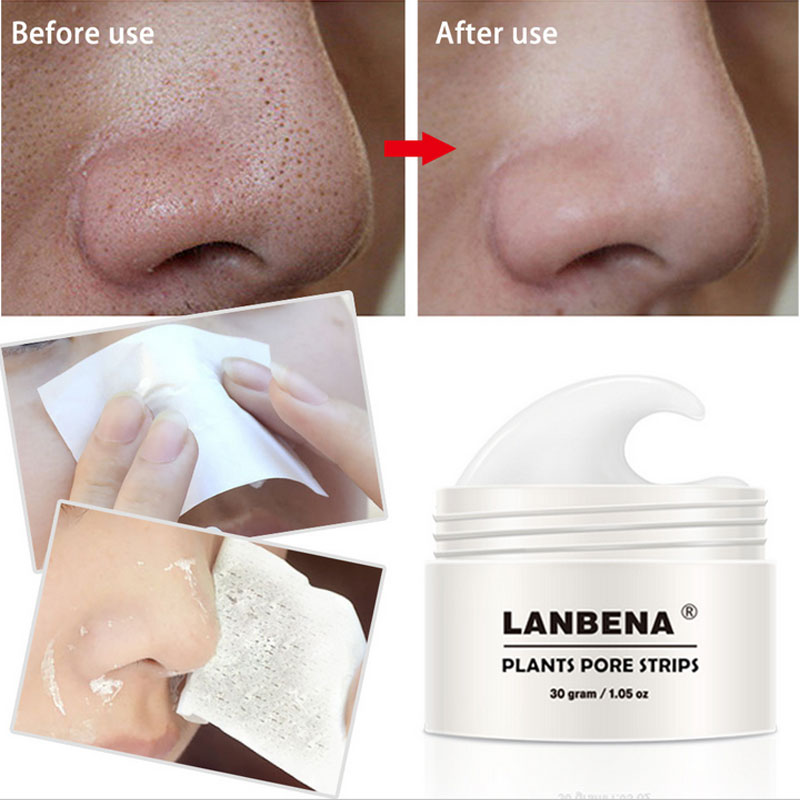 Suction Blackhead Remover Nose Mud Mask Pore Strip Black Mask Peeling Acne Treatment Black Deep Cleansing Skin Care Face Mask цены