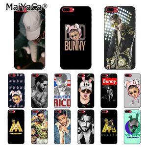 Чехол для телефона MaiYaCa Bad Bunny Maluma Ozuna POP HipHop Rapper для iphone 11 Pro Max 8 7 6 6S Plus X XS MAX 5 5S SE XR