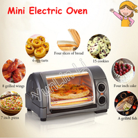 Pizza Machine Multifunctional Mini Oven 220V Household Electric Oven Cake Machine Toaster 31334 CN