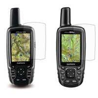 Protector de pantalla LCD transparente película protectora para Garmin GPS GPSMAP 62 64 62 s 62sc 62st 62stc 64st 63SC astro 320 de 220 a 430
