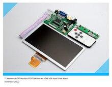 7″ Raspberry Pi LCD AT070TN90 Kit HDMI VGA Input Driver Board