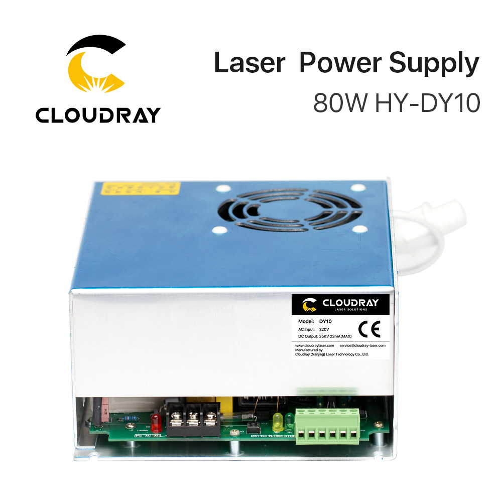 Image 3 - Cloudray DY10 Co2 Laser Power Supply For RECI W1/Z1/S1 Co2 Laser Tube Engraving / Cutting Machine DY Series-in Woodworking Machinery Parts from Tools