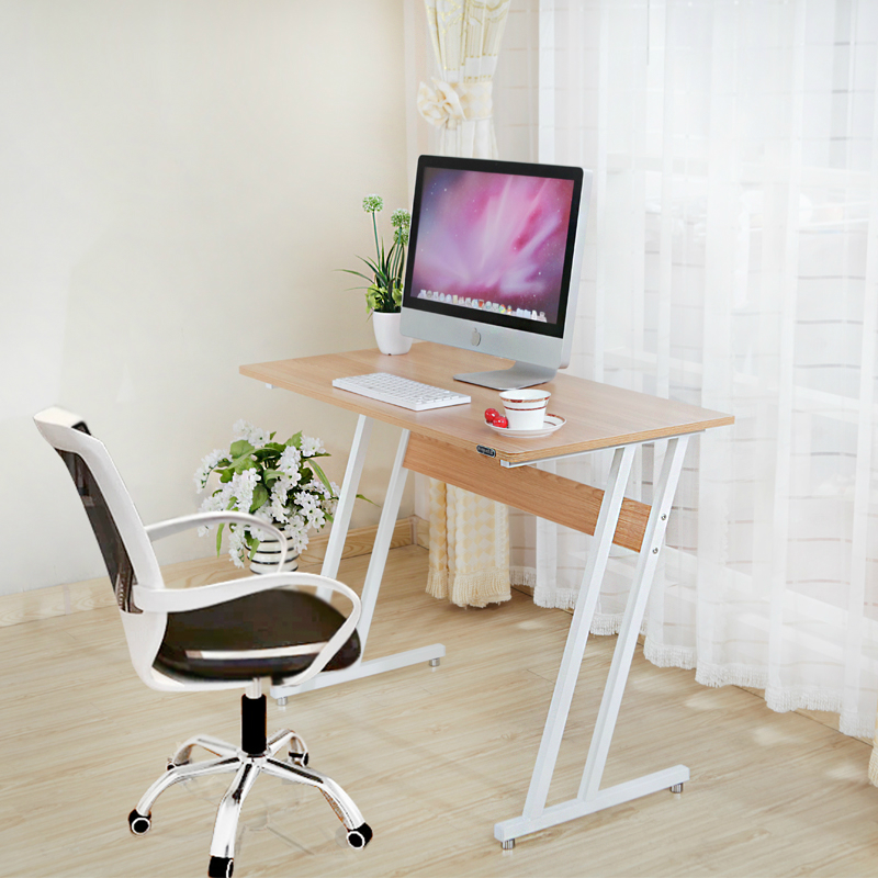 Simple Computer Desk Creative Office Staff Table Household Multifunction Writing Desk Dormitory Unadjustable Student Stable Desk simple desktop computer desk office desk student writing small desk studying table high quality learning desk home furniture