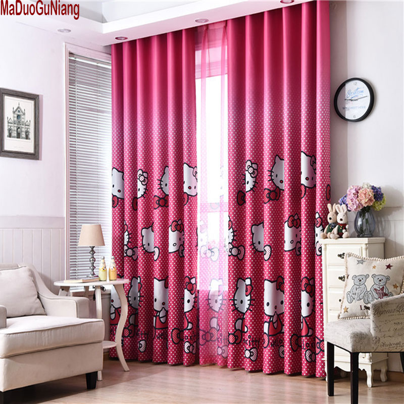 Buy cat print curtains and get free shipping on AliExpress.com