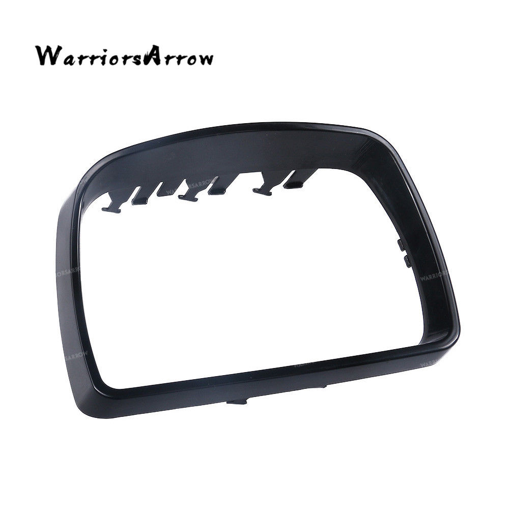 Passenger Side Rearview Mirror Cover Cap for BMW 51168254904 E53 X5 2000~2006