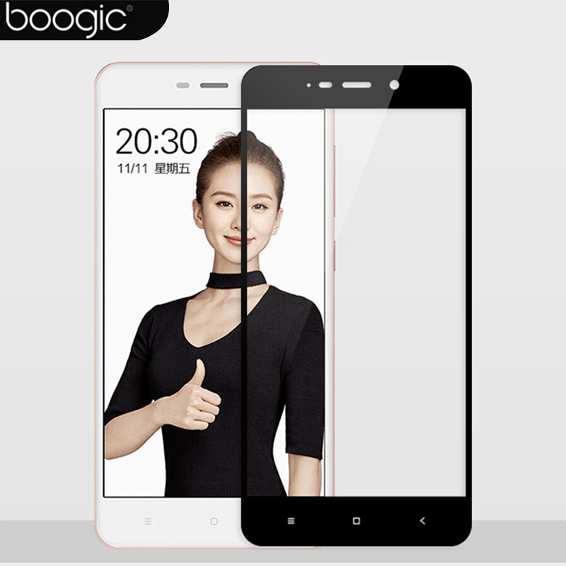 Tempered Kaca Untuk Xiaomi RedMi 4 Pelindung Layar Asli Untuk Xiaomi - Aksesori dan suku cadang ponsel - Foto 3