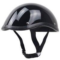 Harley Motorcycle Helmet Vintage Half Face Helmets Men And Women Retro Moto Capacete Casque Casco ABS