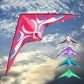 Envío de la alta calidad 2.7 m porcelana dual line truco albatross kite surf con mango línea de weifang kite juguetes al aire libre kite