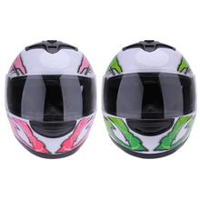 Professional Full Face Helmet for Bicycle Motorcycle Rider Racing Cycling Accessories Safety Protection Helmet with Curvy Goggle