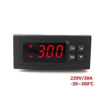 RC-114M 220 V/30A Regolatore di Temperatura del Termostato Digitale-30 ~ 300C con Sensore NTC