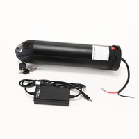LOVAGE Electric bicycle battery 36v 8ah 10ah 13ah for 250/350/500/1000 / 1500W bicycle motor lithium battery rechargeable