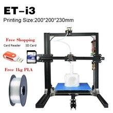 3D Принтер ET-i3 с 3D Сканера Семейный План Хорошая Цена Лучшие Принтеры 3D Горячие Продажи 3D Сканирования 3D Печати Integrated