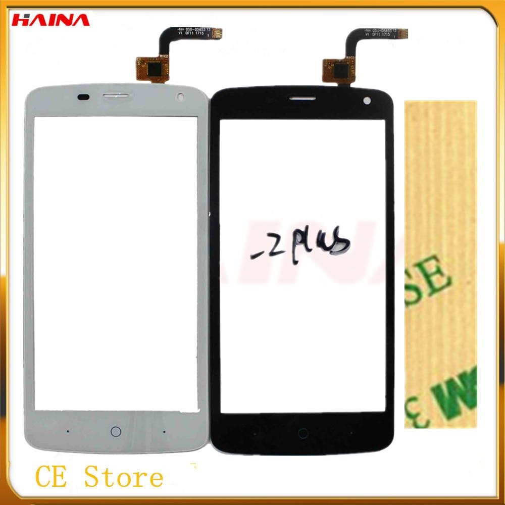 5,0 дюймов новый сенсорный Экран Панель для zte лезвие L2 Плюс/L370 L2plus Сенсорный экран планшета Панель Touch Экран Сенсор + Trackin нет