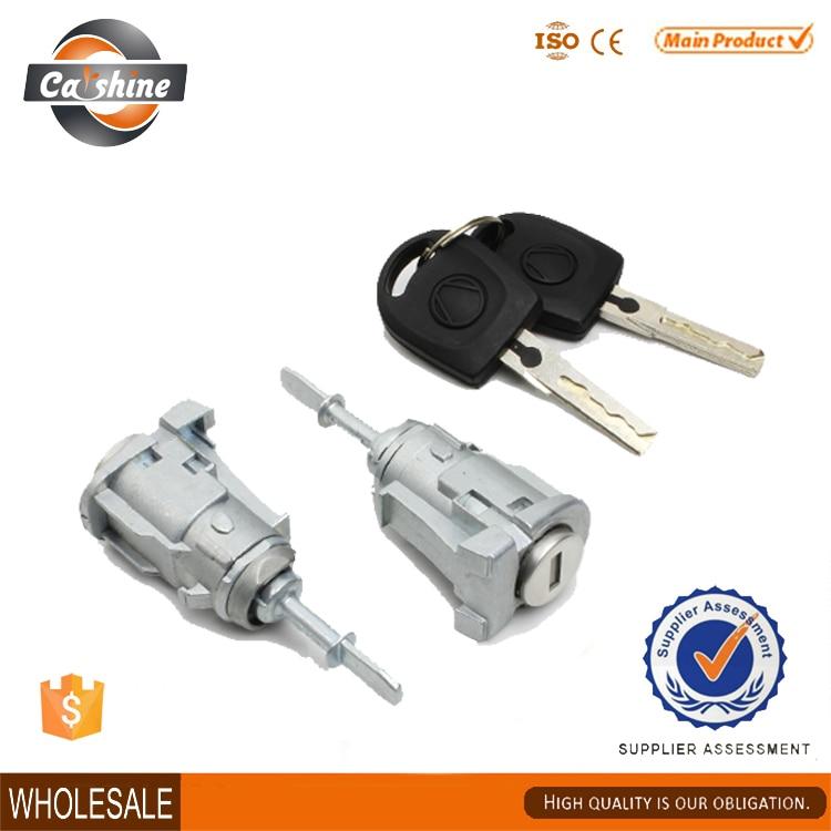 door lock barrel and parts FOR VW POLO door lock repair kit