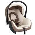 Alta Qualidade 3-point arnês Rear-facing TRAVA Do Assento de Carro da Segurança Do Bebê Infantil Tipo Cesto Carro Berço para 0-15 Meses Do Bebê